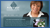 Ady Vaal Books :Author Ady Vaal Official Website & Blog :USA :ZANS Pro Web Solution: Website Design & Development in Egypt
