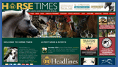 Horse Times Egypt :The Leading Equestrian Magazine In The Middle East :Egypt / Middle East :ZANS Pro Web Solution: Website Design & Development in Egypt
