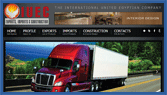 IUEC Egypt :Exports, Imports & Construction :Egypt :ZANS Pro Web Solution: Website Design & Development in Egypt