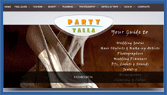 Party Yalla : All Party Needs :Egypt :ZANS Pro Web Solution: Website Design & Development in Egypt
