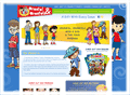 Oronfol & Oronfola :Kids Magazine :In English & Arabic